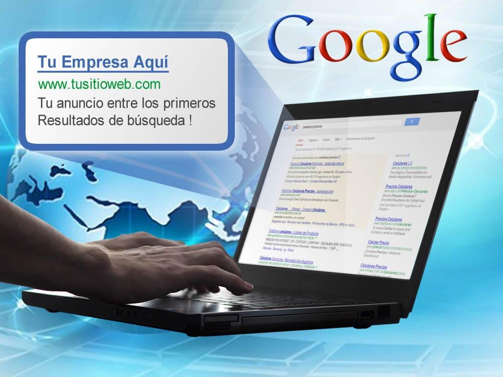Usando el sistema publicitario de Google